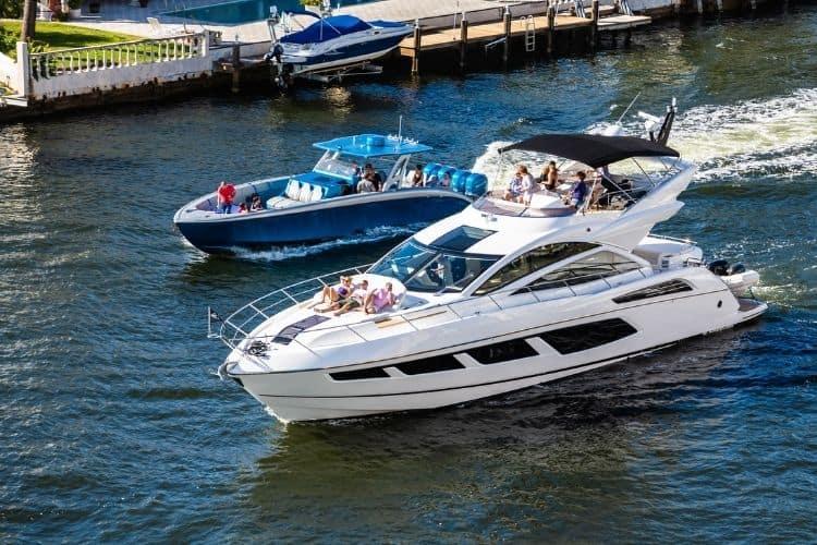 Express Cruiser Boats