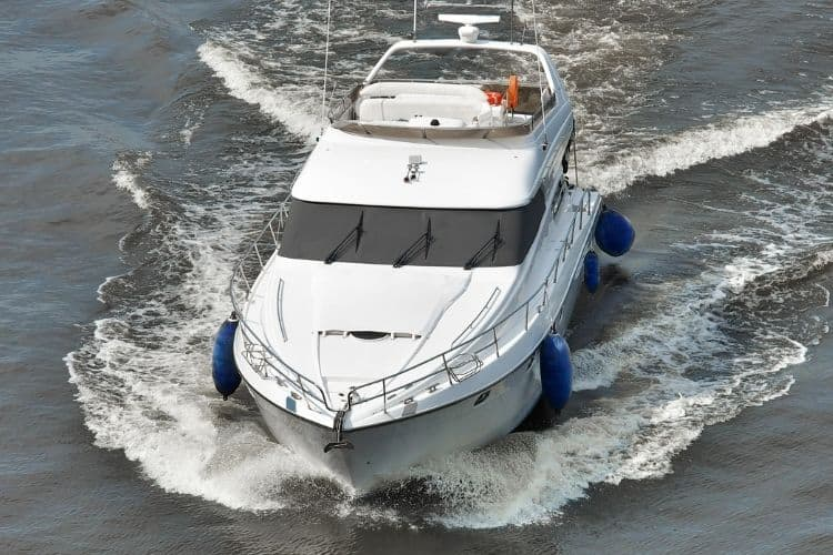 Motor Boat Types Explained High-Performance Motor Boats