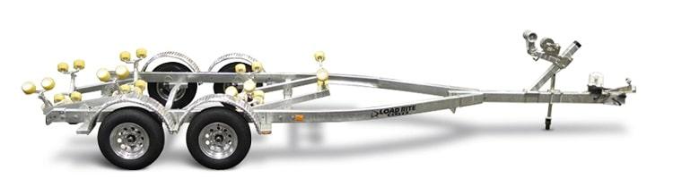 Load Rite Galvanized Australian Roller