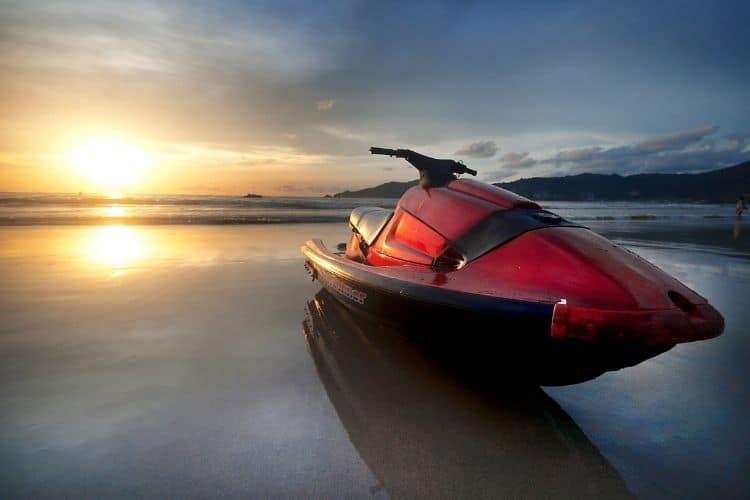 Personal Watercraft Boat
