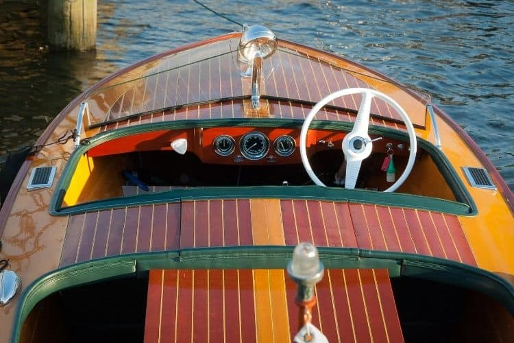 Runabout Motor Boats