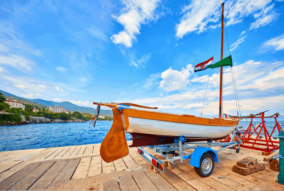 how to find the best boat trailer