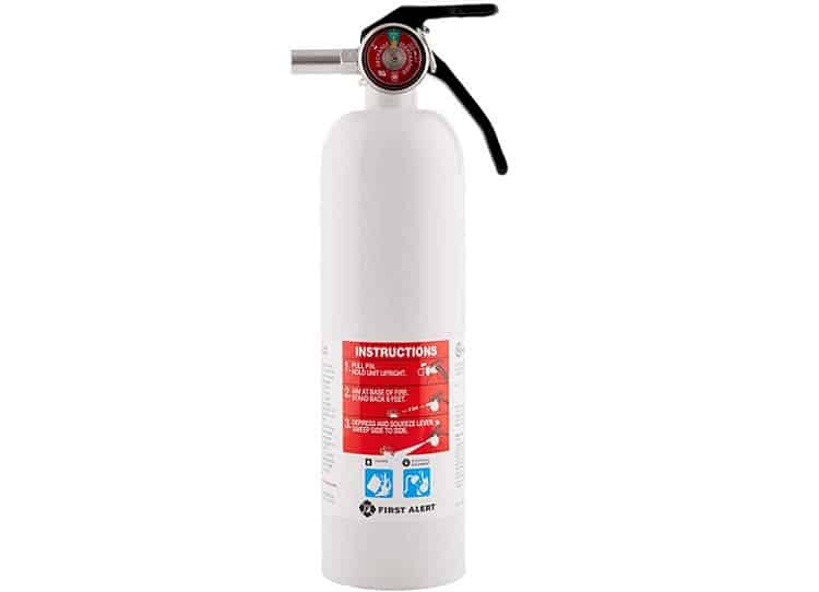 Best Boating Gear Guide FIRST ALERT Fire Extinguisher