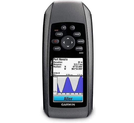 Garmin GPSMAP 78S Marine GPS