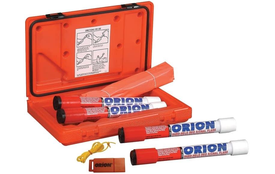 Best Boating Gear Guide OrionMarine Signal Kit
