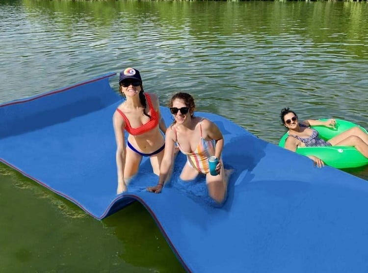 Outroad Water Floating Mat