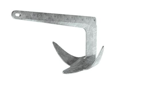 Claw Style Galvanized Steel Marine Anchors