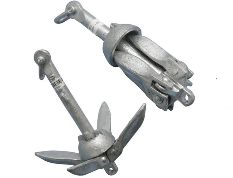 Folding Grapnel Anchor