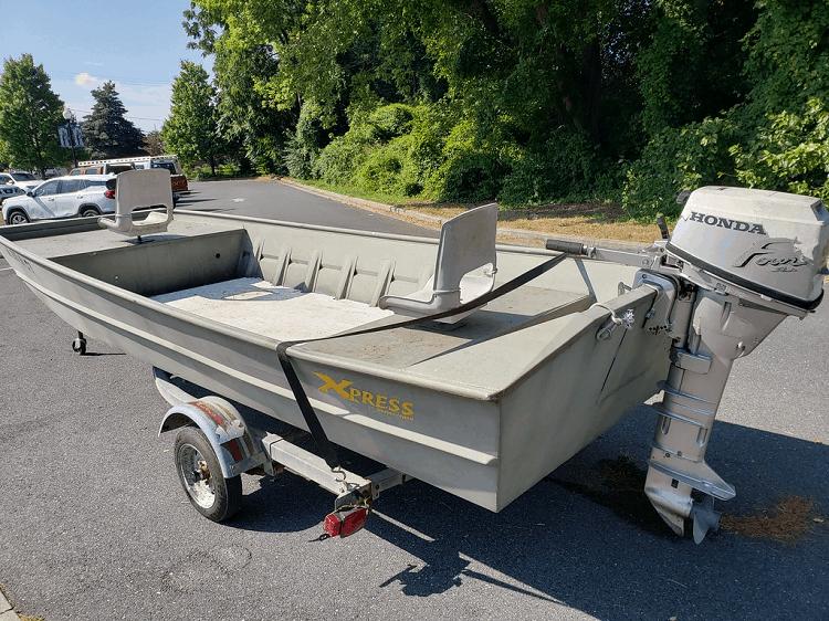 Jon Boat iCover