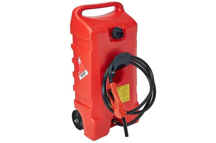 Scepter USA 6792 Duramax Flo-N-Go Fuel Caddy