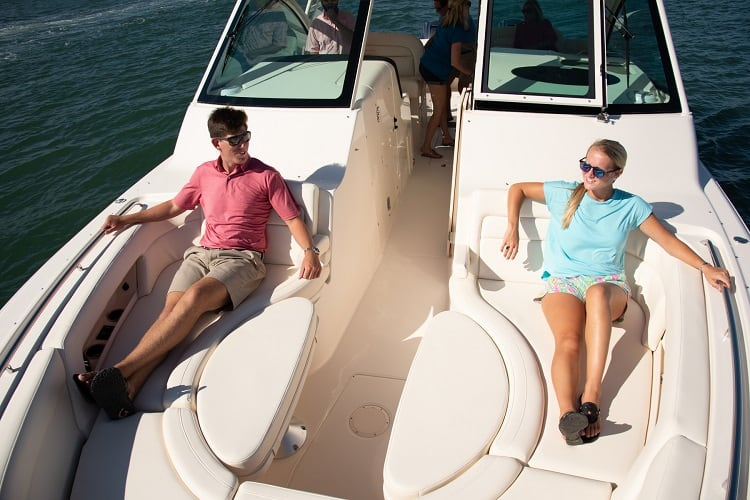 The Best Dual-Console Boat