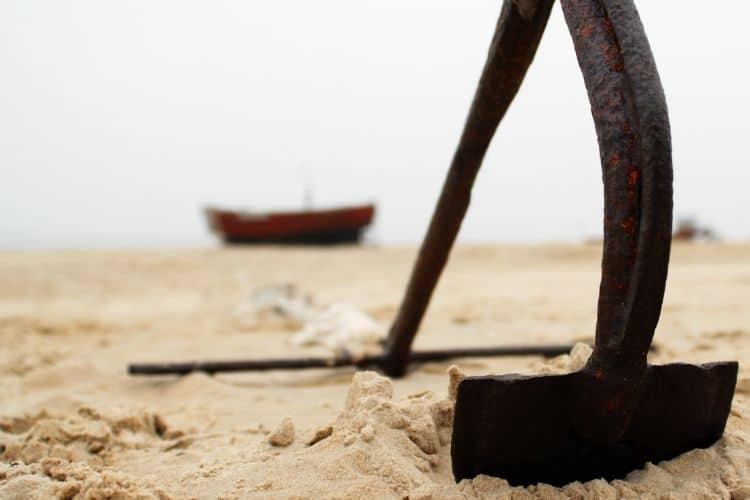 Claw Anchor