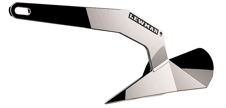 Lewmar Stainless Steel DTX Anchor